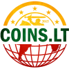 www.coins.lt