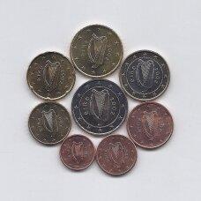 AIRIJA 2002 m. euro monetų komplektas
