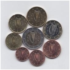 AIRIJA 2004 m. euro monetų komplektas