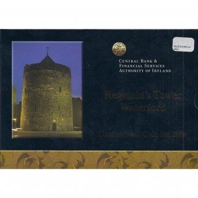 AIRIJA 2004 m. OFICIALUS EURO MONETŲ RINKINYS