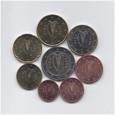 AIRIJA 2006 m. euro monetų komplektas