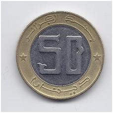 ALŽYRAS 50 DINARS 2003 KM # 126 VF