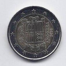 ANDORA 2 EURAI 2020 KM # 527 UNC