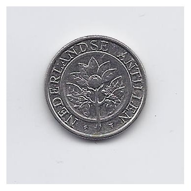 ANTILAI ( NYDERLANDŲ ) 10 CENTS 1996 KM # 34 VF 2