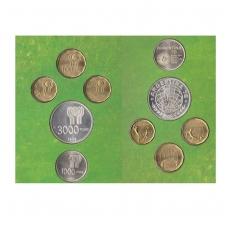 ARGENTINA 1978 20, 50, 100, 1000 and 3000 PESOS