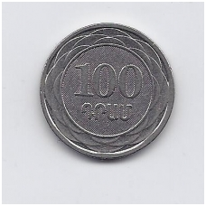 ARMĖNIJA 100 DRAM 2003 KM # 95 VF