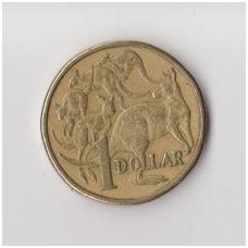 AUSTRALIJA 1 DOLLAR 1984 KM # 77 VF