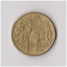 AUSTRALIJA 1 DOLLAR 1985 KM # 84 VF