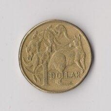 AUSTRALIA 1 DOLLAR 1995 KM # 84 VF