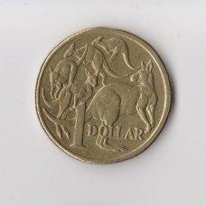 AUSTRALIJA 1 DOLLAR 2006 KM # 489 XF