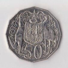 AUSTRALIA 50 CENTS 2004 KM # 404 XF