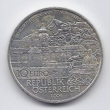 AUSTRIJA 10 EURO 2006 KM # 3129 AU