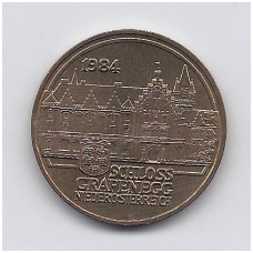 AUSTRIJA 20 SCHILLING 1984 KM # 2965.1 AU