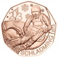 AUSTRIJA 5 EURO 2012 KM # 3215 UNC SCHLADMING