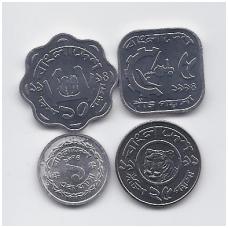 BANGLADEŠAS 4 monetų rinkinukas