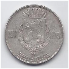 BELGIJA 100 FRANCS 1954 KM # 138 VF