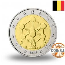 BELGIUM 2 EURO 2006 ATOMIUM