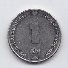 BOSNIJA IR HERCEGOVINA 1 MARKA 2006 KM # 118 VF