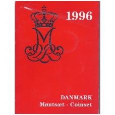 DANIJA 1996 m. OFICIALUS BANKO RINKINYS