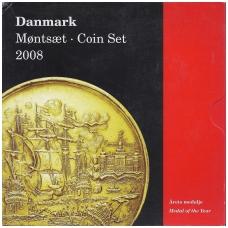 DANIJA 2008 m. OFICIALUS BANKO RINKINYS