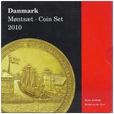 DANIJA 2010 OFICIALUS BANKO RINKINYS