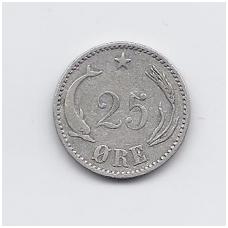 DANIJA 25 ORE 1894 KM # 796.2 VF