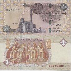 EGIPTAS 1 POUND 2016 P # 50 UNC