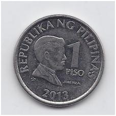 FILIPINAI 1 PISO 2013 KM # 269a VF