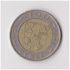 GANA 100 CEDIS 1997 KM # 32 VF