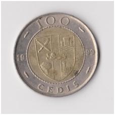 GANA 100 CEDIS 1999 KM # 32 VF