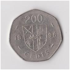 GANA 200 CEDIS 1996 KM # 35 VF