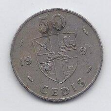 GANA 50 CEDIS 1991 KM # 31 F