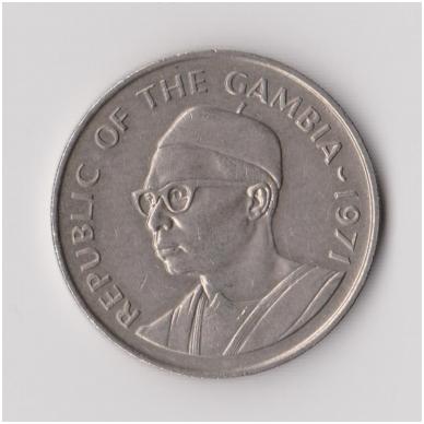 GAMBIJA 50 BUTUTS 1971 KM # 12 XF 2