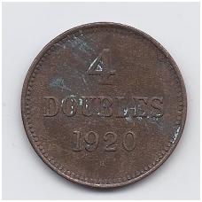 GERNSIS 4 DOUBLES 1920 KM # 13 VF