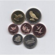 GOFO SALA 2009 m. 7 monetų rinkinukas