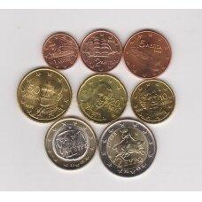 GREECE 2005 FULL EURO SET
