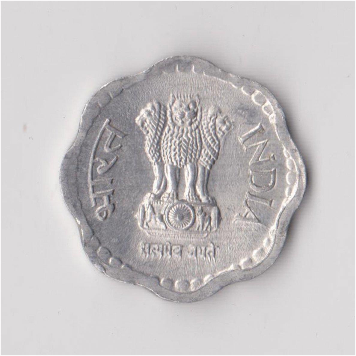 10 paise coin 1986