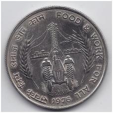 INDIJA 10 RUPEES 1976 KM # 191 AU