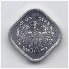 INDIJA 5 PAISE 1976 KM # 19 UNC FAO