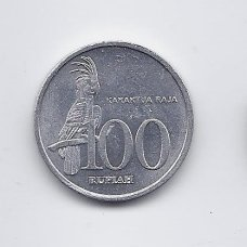 INDONEZIJA 100 RUPIAH 2005 KM # 61 XF