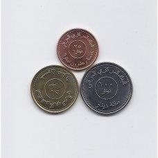 IRAKAS 2004 m. 3 monetų rinkinys