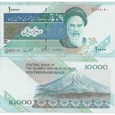 IRANAS 10 000 RIALS ND (2006) P # 146d UNC