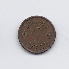 ISLANDIJA 1 EYRIR 1931 KM # 5.1 VF