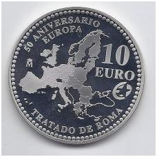 ISPANIJA 10 EURO 2007 KM # 1135