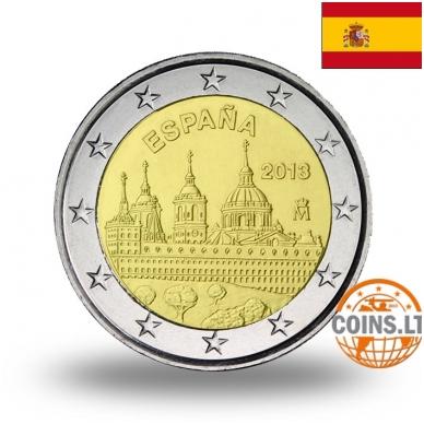 ISPANIJA 2 EURAI 2013 MADRIDAS
