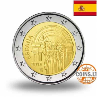 ISPANIJA 2 EURAI 2018 SANTIAGO DE COMPOSTELA KATEDRA
