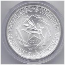ITALIJA 10 EURO 2003 KM # 259 UNC