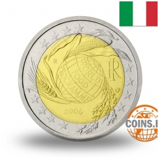 ITALIJA 2 EURAI 2004 MAISTO PROGRAMA