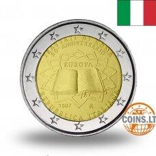 ITALIJA 2 EURAI 2007 50M. ROMOS SUTARČIAI