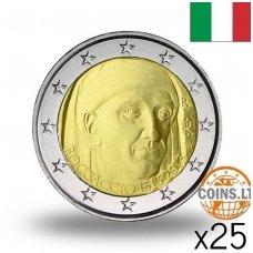 ITALIJA 2 EURAI 2013 BOKAČAS RITINĖLIS (25 vnt.)